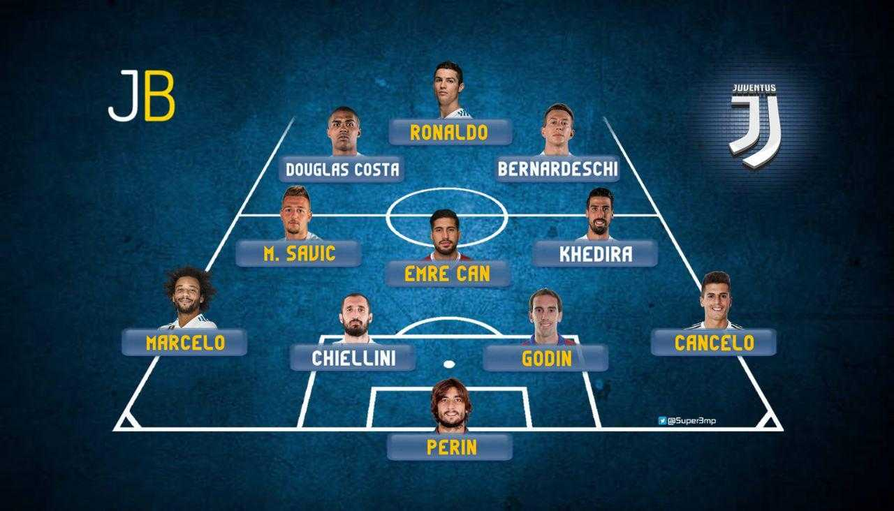 Terza Maglia Juventus EMRE CAN