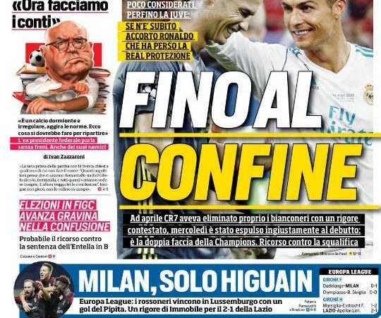 Frosinone-Juventus 0-2, le pagelle dei bianconeri: CR7 c'è!