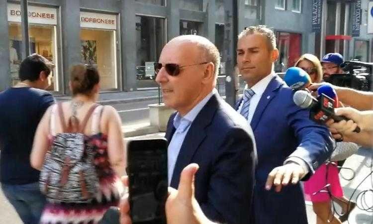 La Juventus saluta Marotta: le strade si separano ufficialmente