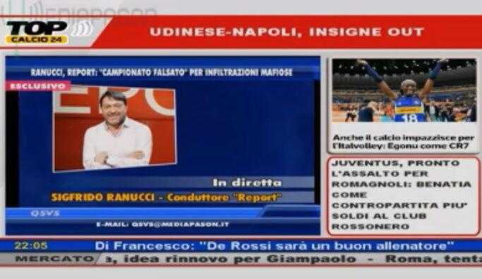 Juventus e 'Ndrangheta, stasera a Report sui Rai Tre: le anticipazioni
