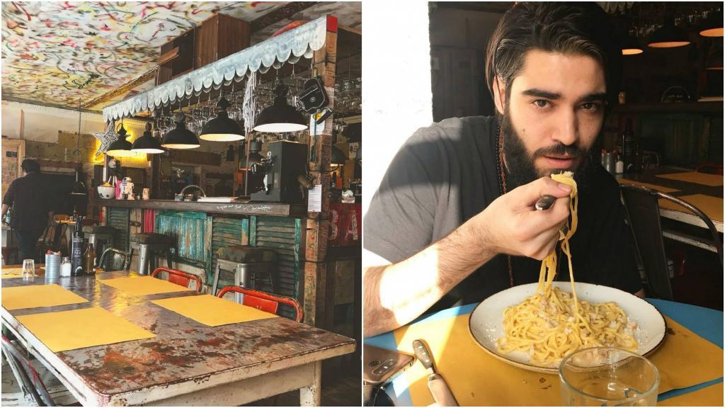 ristorante da brando roma