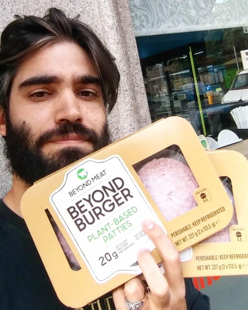 beyond burger meat milano vegan