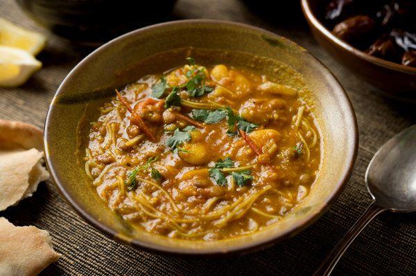 harira zuppa marocco