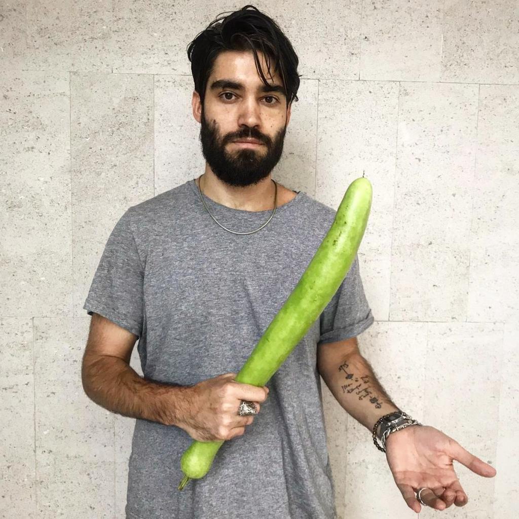 cucuzza zucchina metro