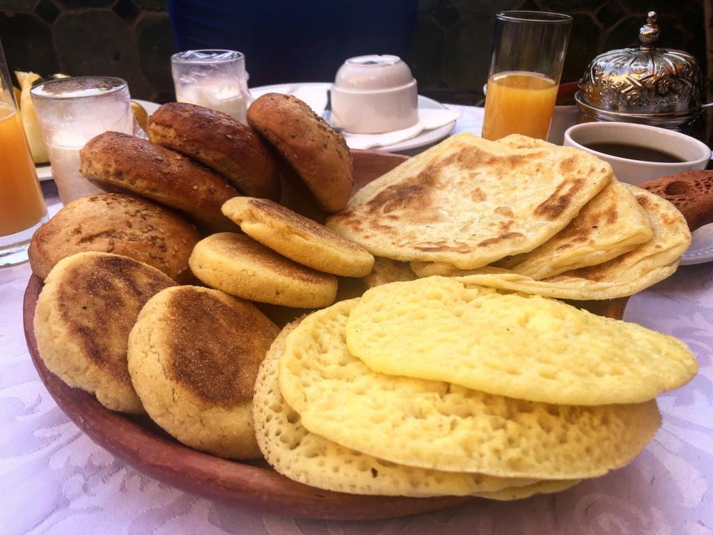 pane marocco batbout harcha beghrir