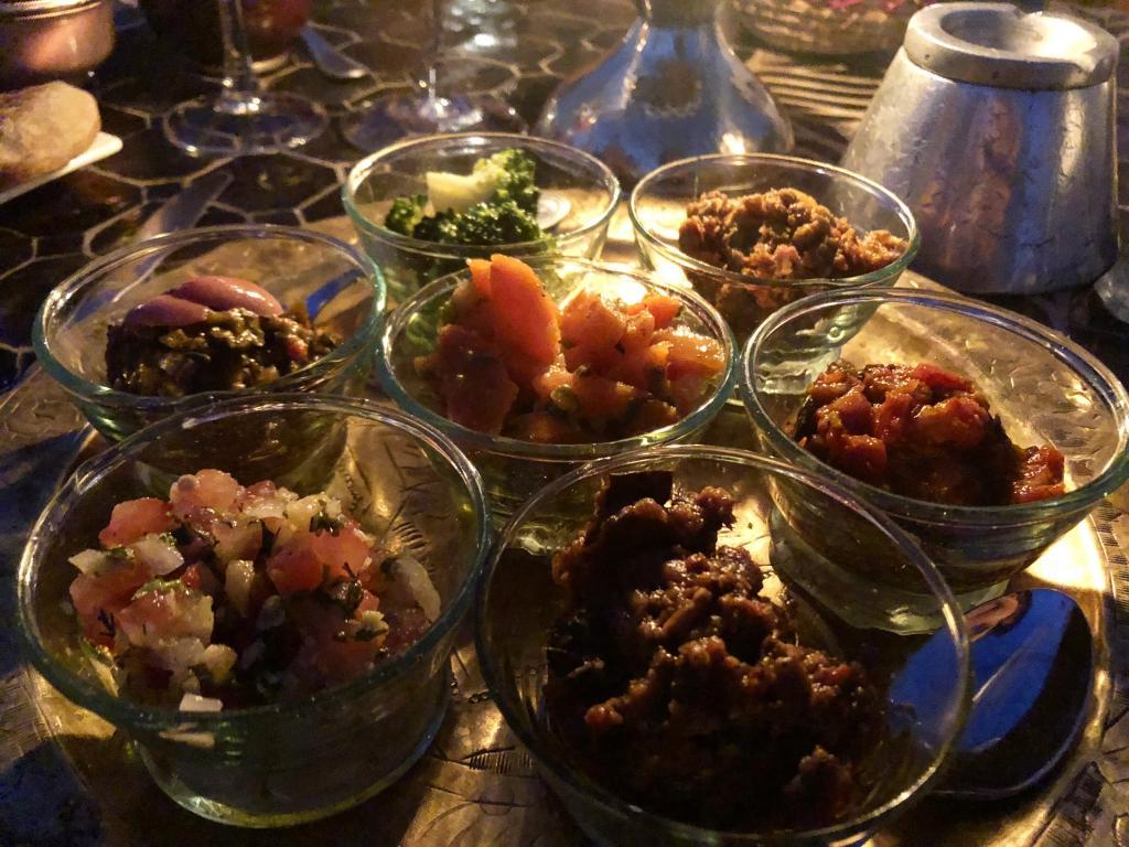 insalate marocchine