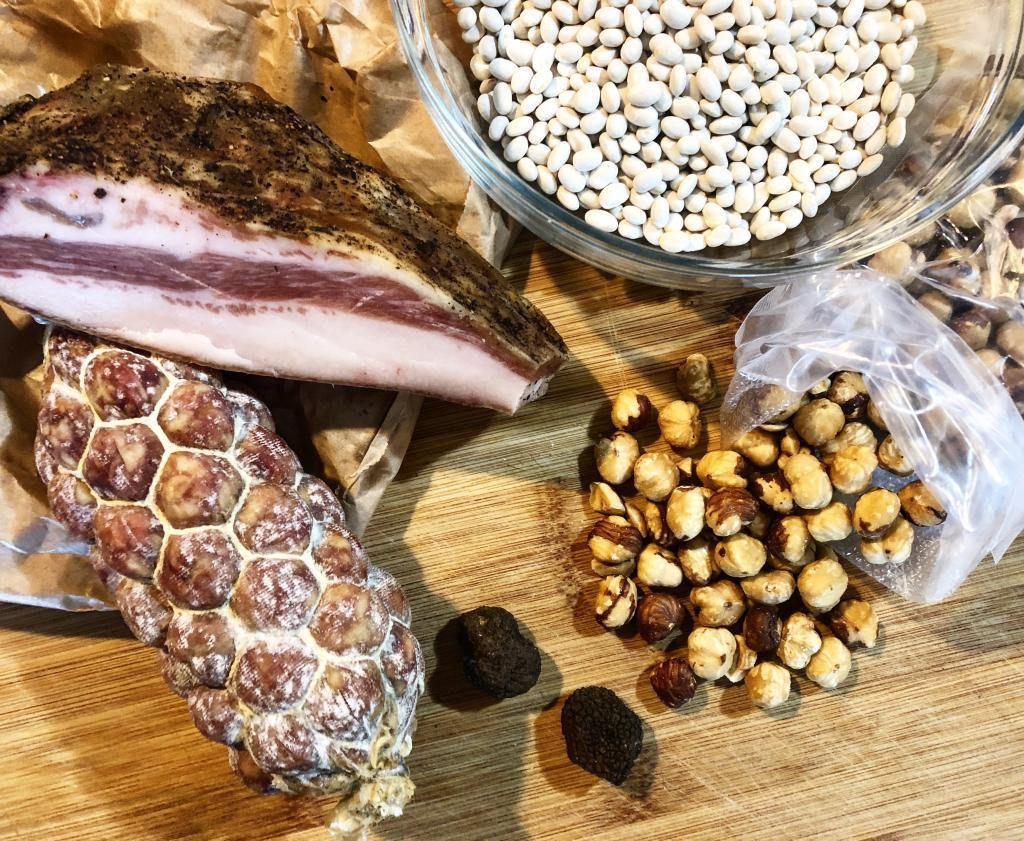 prodotti tuscia viterbo susianella fagioli purgatorio