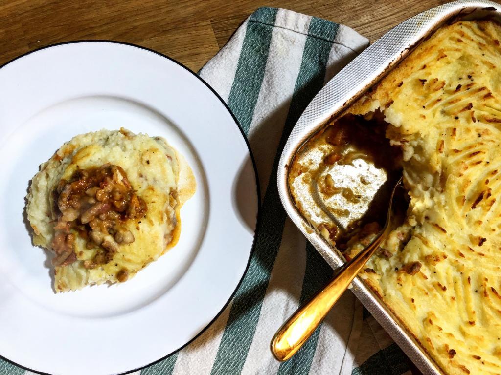 shepherd's pie ricetta