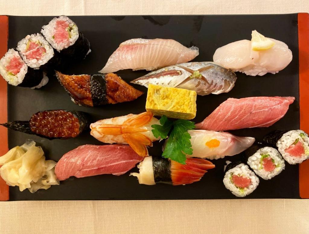 tomoyoshi endo milano sushi
