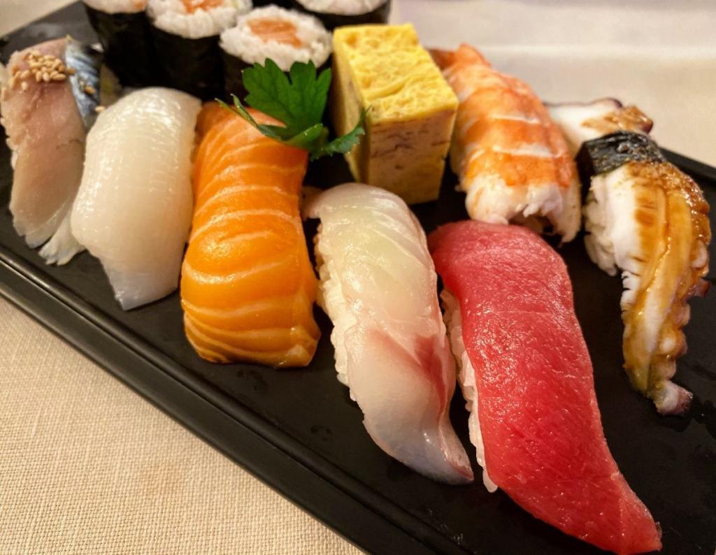 tomoyoshi endo sushi milano