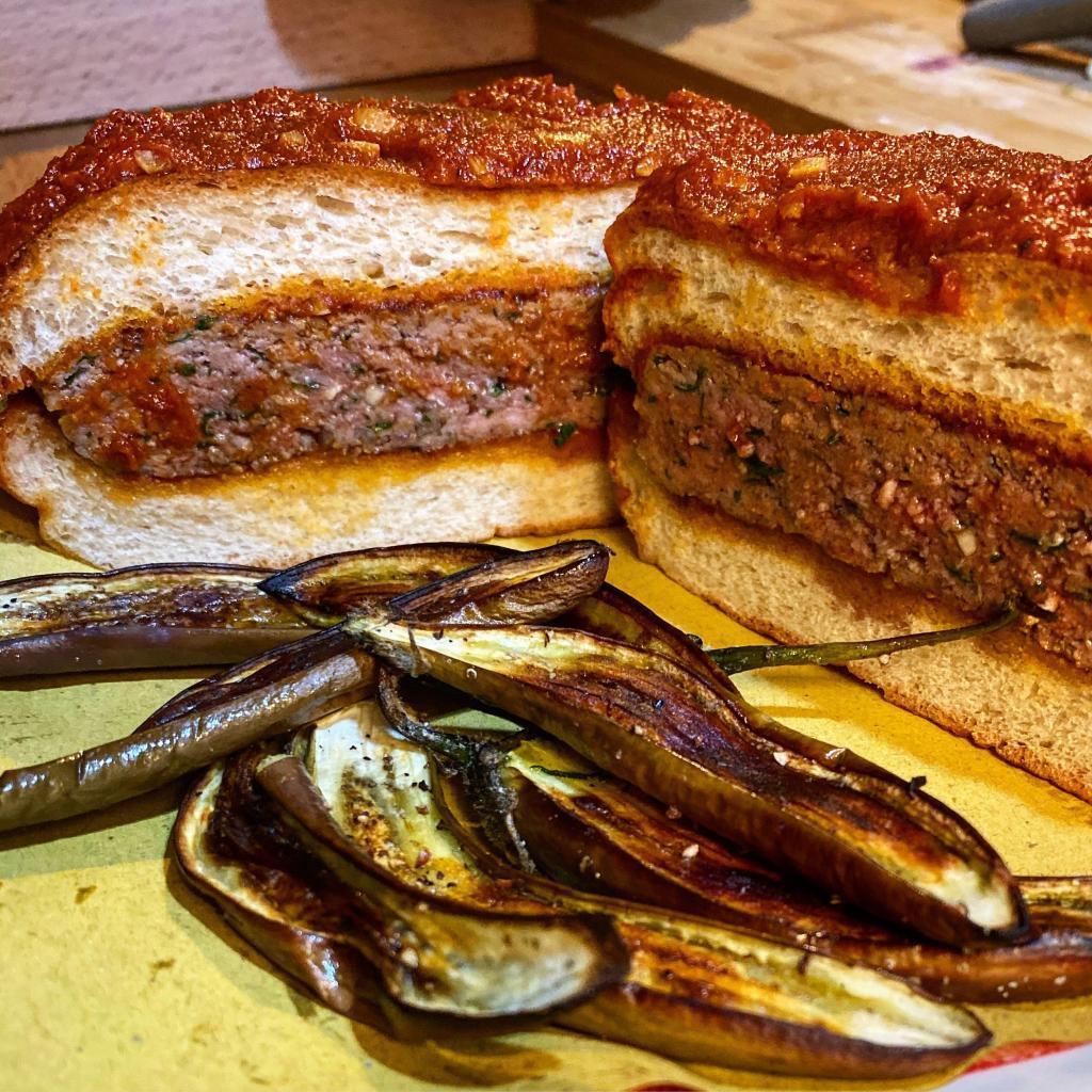 islak burger ricetta