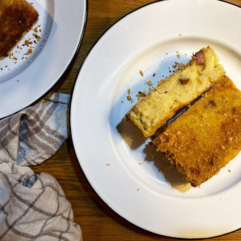 gattò di patate ricetta gâteau