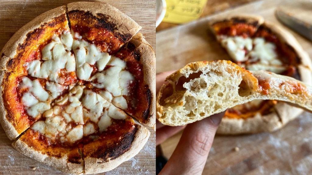 pizza cinica cornicione ricetta