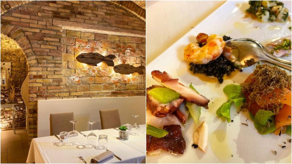 ristorante svevia termoli pesce