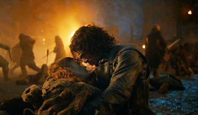 Game-of-Thrones-Season-4-Episode-9-Jon-Ygritte