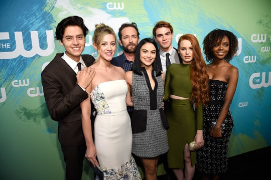 attends The CW Network's 2016 Upfront at The London Hotel on May 19, 2016 in New York City.