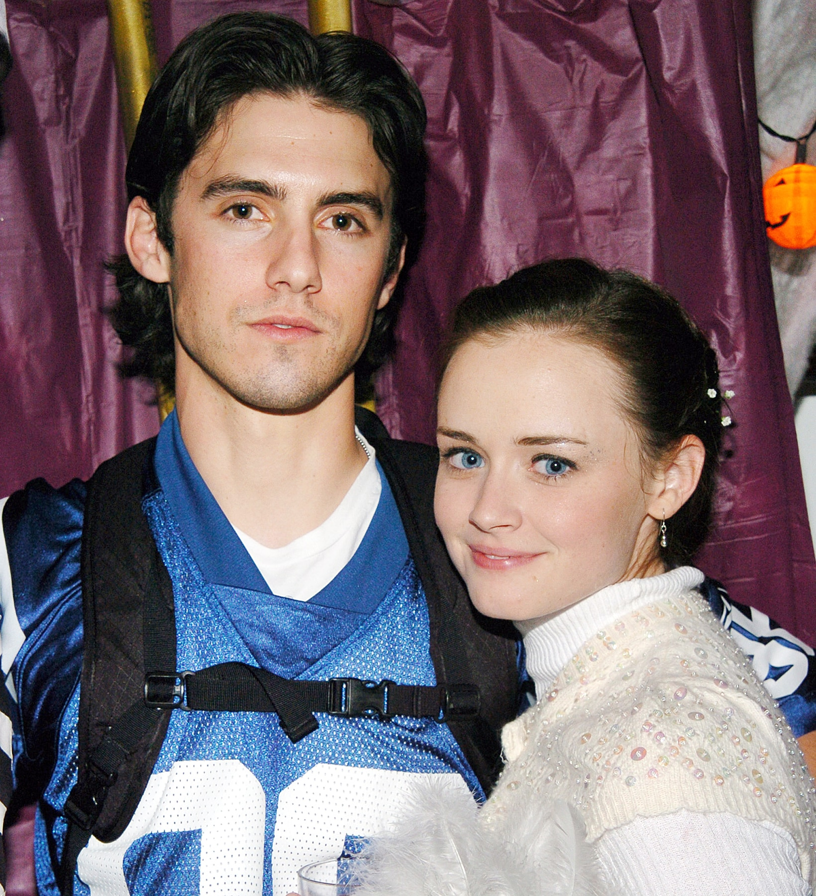 Bledel alexis milo and Who is