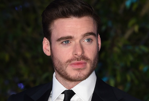 Mandatory Credit: Photo by David Fisher/REX/Shutterstock (4556235fe) Richard Madden 'Cinderella' film premiere, London, Britain - 19 Mar 2015