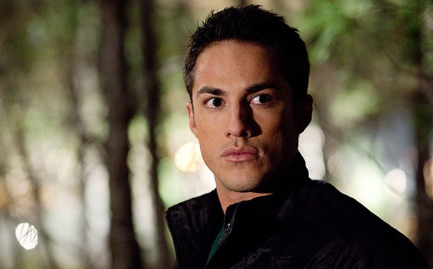 "THE VAMPIRE DIARIES Episode 213a Daddy Issues"" -  Michael Trevino as Tyler"