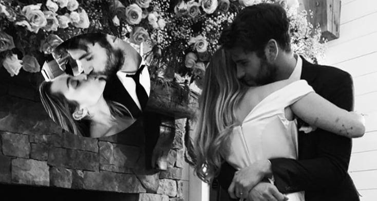 Miley Cyrus e Liam Hamsworth si sono sposati!