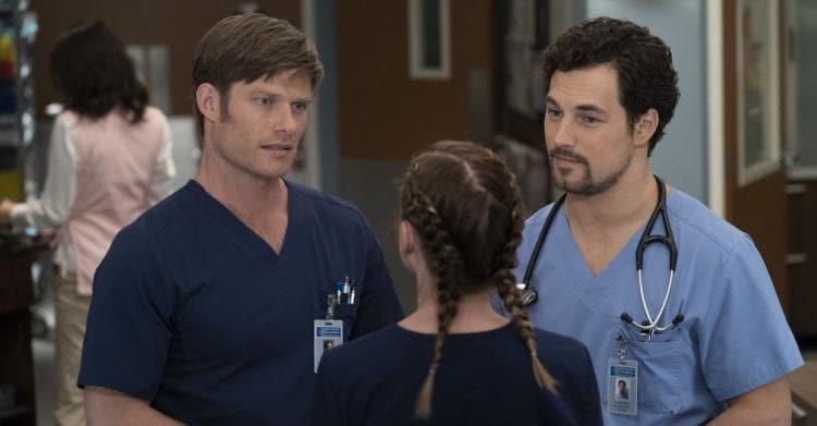 Grey's Anatomy 15 Meredith DeLuca