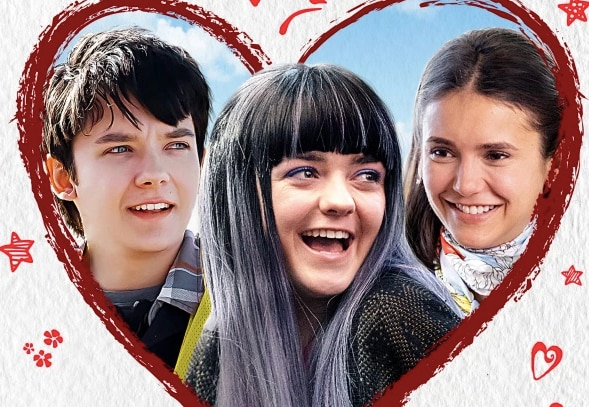 Nina Dobrev, Maisie Williams e Asa Butterfield insieme in un nuovo film