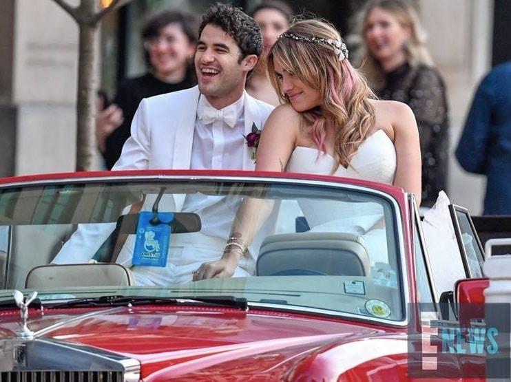 Darren Criss matrimonio