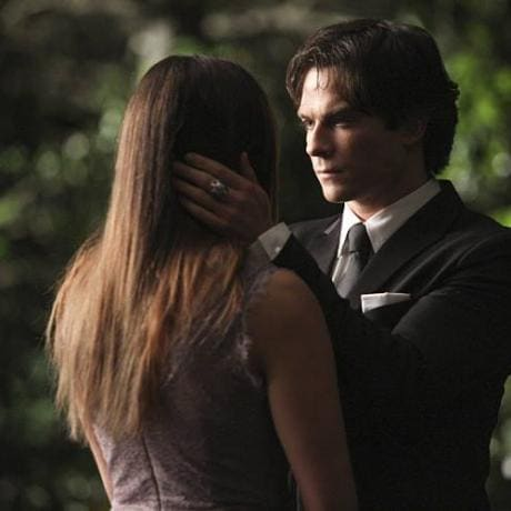 The Vampire Diaries - Legacies - Damon ed Elena