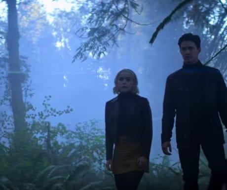 Le Terrificanti Avventure di Sabrina 2 trailer