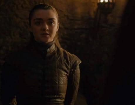 Game of Thrones 8 Arya