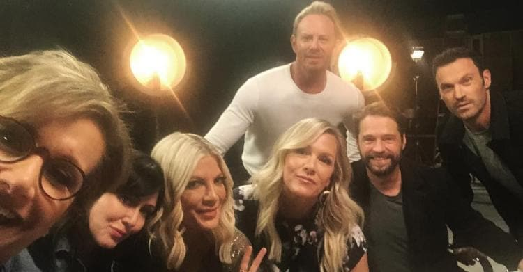 Beverly Hills 90210 reboot revival cast