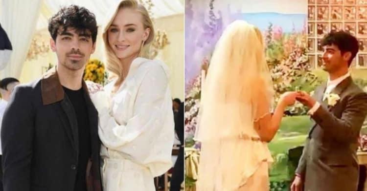 Sophie Turner Joe Jonas sposati