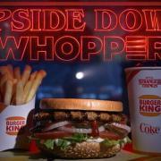 Stranger Things Burger King