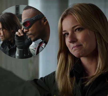 The Falcon and the Winter Soldier Emily VanCamp