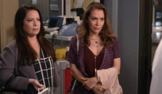 Grey's Anatomy 16 streghe
