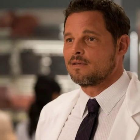 Grey's Anatomy 16 Alex Karev