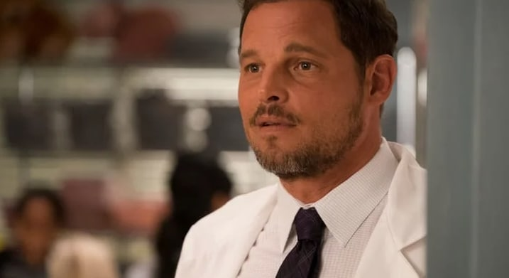Grey's Anatomy 16 Alex Karev