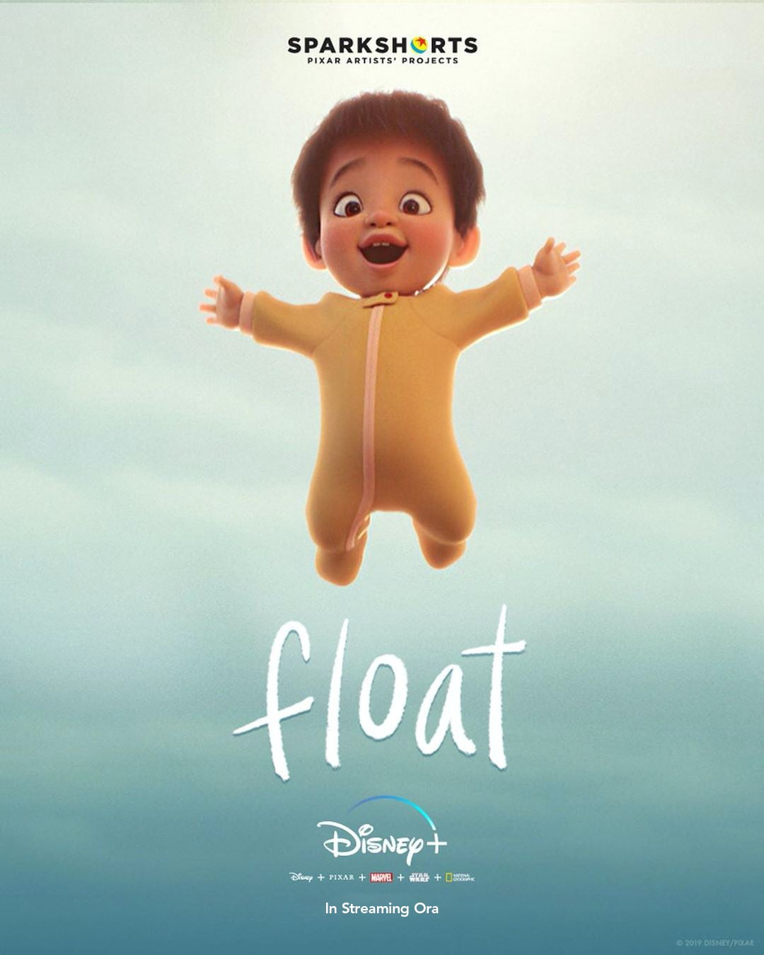 Disney+ Float