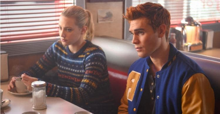 Riverdale Betty ed Archie