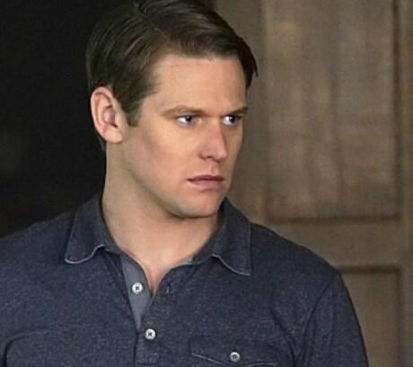 Zach Roerig The Vampire Diaries