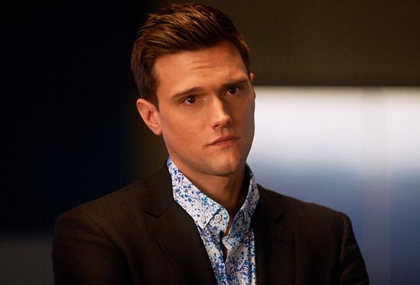 Hartley Sawyer The Flash