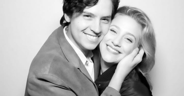 Riverdale Lili Reinhart Cole Sprouse
