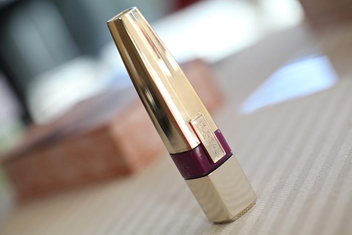 wet shine lip color