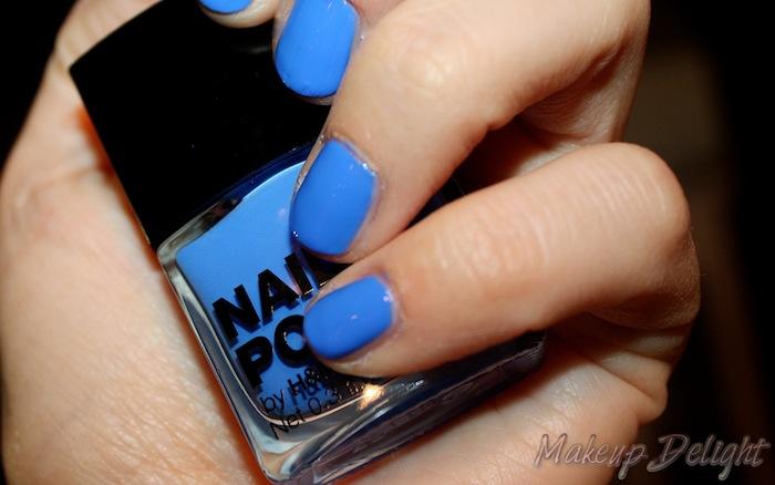 h&m blue my mind