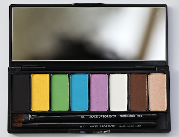 technicolor palette review