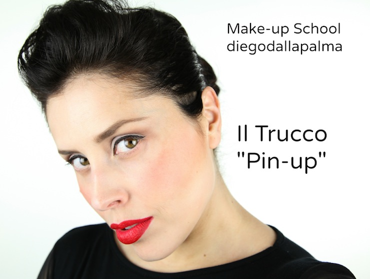 trucco pin-up