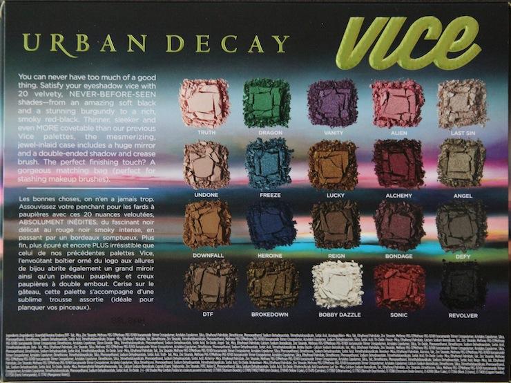 urban decay vice