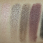 the balm swatches