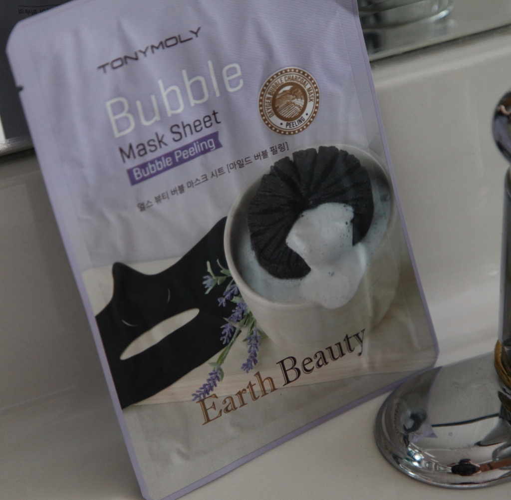 Bubble Mask TonyMoly