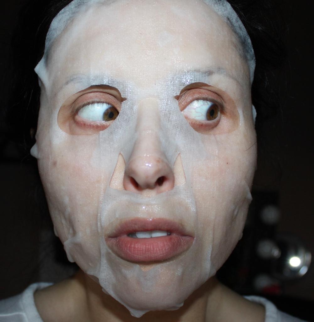 Maschere in tessuto TonyMoly